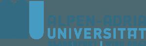 Logo der Alpen Adria Universität