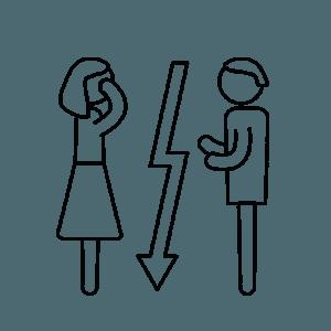 Hilfe bei Beziehungsproblemen