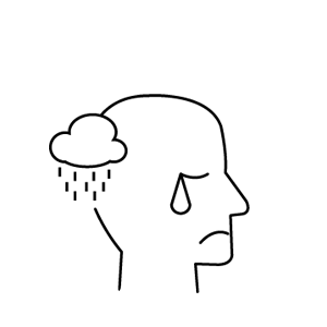 Depression, Angst und Panik